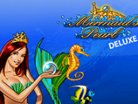 Mermaid's Pearl Deluxe на зеркале клуба